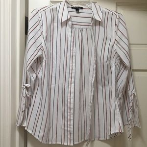 Roz and Ali ladies button up blouse